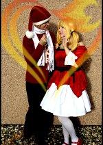 Cosplay-Cover: Lucy Heartfilia - Christmas [Fanart Version]