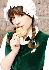 Cosplay-Cover: Gretel