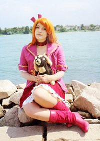 Cosplay-Cover: Coral