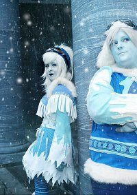 Cosplay-Cover: Jackie Frost