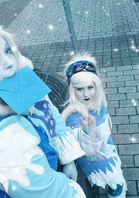 Cosplay-Cover: Northwind Frost