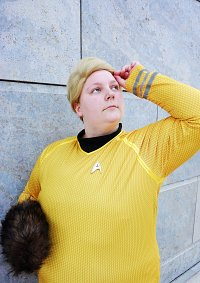 Cosplay-Cover: James T. Kirk [Into Darkness]