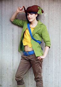 Cosplay-Cover: Jade