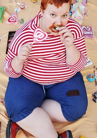Cosplay-Cover: Augustus Glupsch