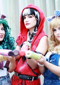 Cosplay-Cover: Cerise Hood (Ever After Fight AU)