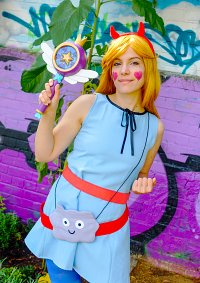 Cosplay-Cover: Star Butterfly - Sky Blue Dress