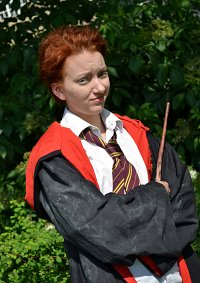 Cosplay-Cover: Ronald Bilius Weasley [3rd Year]