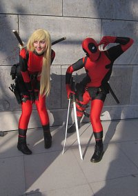Cosplay-Cover: Lady Deadpool