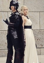 Cosplay-Cover: Drogon [Dragon-Armor Version]