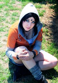 Cosplay-Cover: Kat