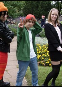 Cosplay-Cover: Ashley A. (Disney's Große Pause)