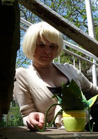 Cosplay-Cover: Audrey (little Shop of Horrors)