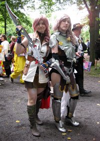 Cosplay-Cover: Lightning Farron 13-2