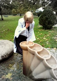Cosplay-Cover: Urahara Kisuke [Turn Back To Pendulum]