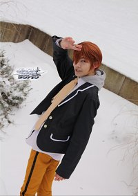 Cosplay-Cover: Takeshi