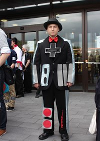 Cosplay-Cover: NES