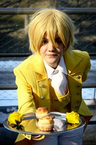 Cosplay-Cover: Kagamine Len [Servant of Evil]