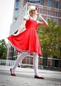 Cosplay-Cover: Hello Kitty Gijinka