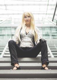 Cosplay-Cover: Nobara Yukinokouji ░  Secret Service Uniform