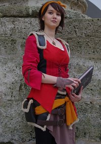 Cosplay-Cover: Leah
