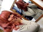 Cosplay-Cover: Sakura Hanazono (Schuluniform)