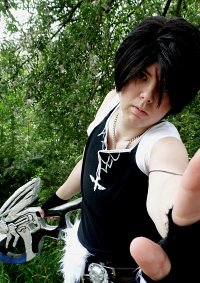 Cosplay-Cover: Squall Leonhart [Steely Blade]