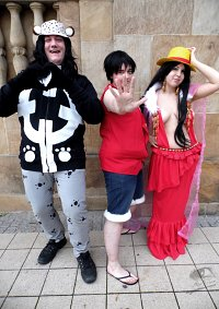 Cosplay-Cover: Monkey D Ruffy