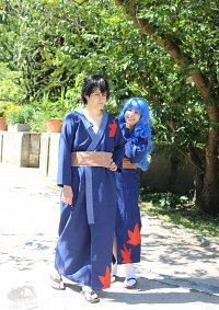 Cosplay-Cover: Juvia Loxar - 妖精たちの合宿 (OVA 4)