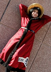 Cosplay-Cover: Monkey D. Luffy - モンキー・D・ルフィ[Punk Hazard - Bone Li