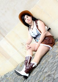 Cosplay-Cover: Tifa Lockhart  [Crisis Core]