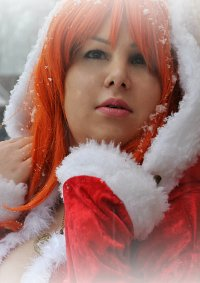 Cosplay-Cover: Nami [Own Christmas Version]