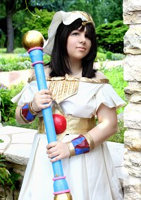 Cosplay-Cover: Mana
