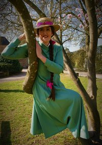 Cosplay-Cover: Sophie Hatter [Green Dress]