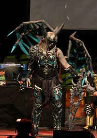 Cosplay-Cover: Sindragosa