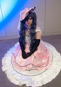 Cosplay-Cover: Ciel Phantomhive (ballgown)