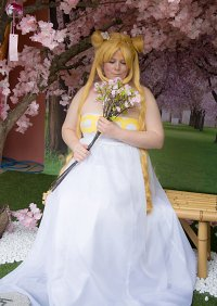 Cosplay-Cover: Prinzessin Serenity