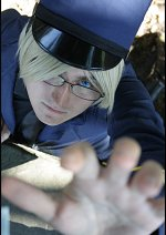 Cosplay-Cover: Berwald Oxenstierna [Uniform]