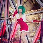 Cosplay: Ranka Lee ♡【Christmas】