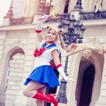 Cosplay: Sailor Moon ♡【S1 / myCostumes】