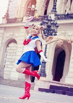 Cosplay-Cover: Sailor Moon ♡【S1 / myCostumes】