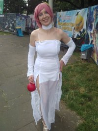 Cosplay-Cover: Lacus Clyne Stage Dress