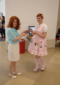 Cosplay-Cover: Emma Pillsbury