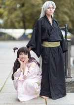 Cosplay-Cover: Sesshomaru [Yukata]
