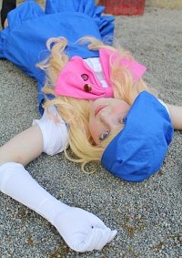 Cosplay-Cover: Sheryl Nome ~Blue dress~