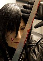 Cosplay-Cover: Shiki