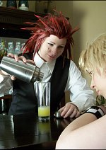Cosplay-Cover: Axel [At Your Service]