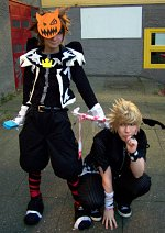 Cosplay-Cover: Sora Halloween Town