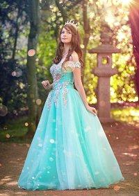 Cosplay-Cover: Prinzessin Marissa