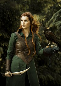 Cosplay-Cover: Tauriel
