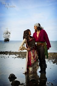 Cosplay-Cover: Will Turner